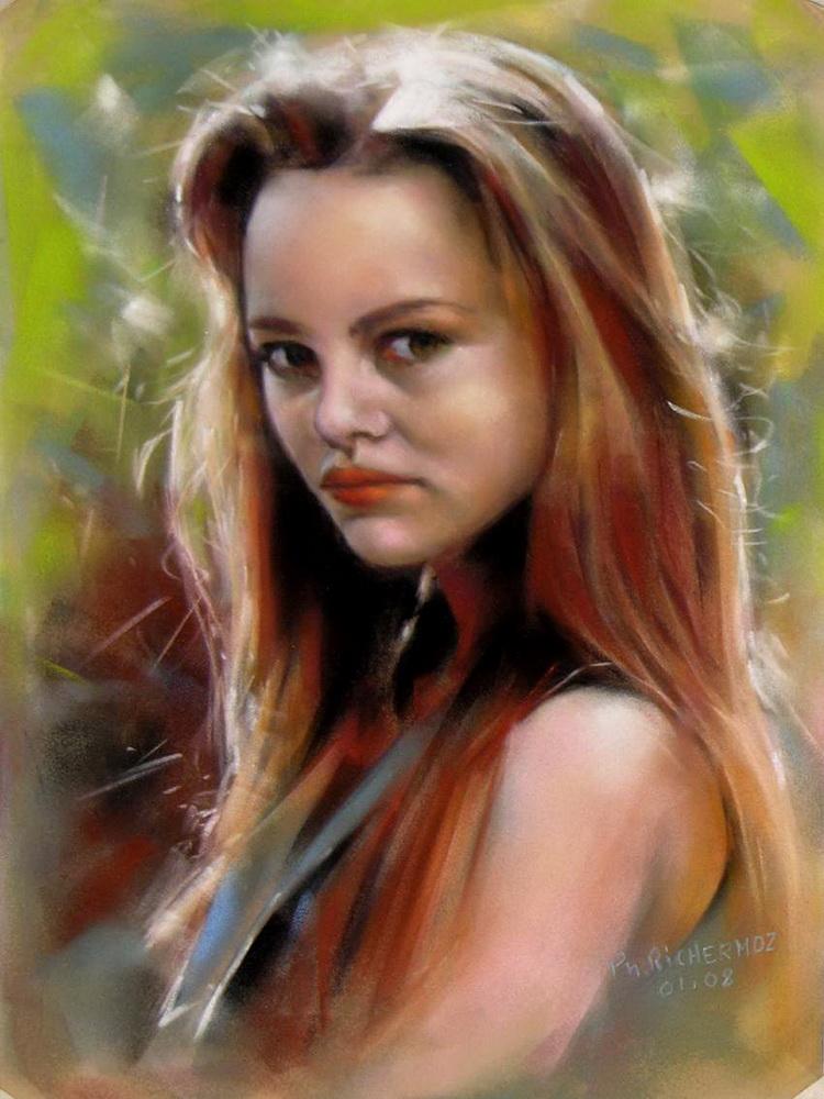 Philippe RICHERMOZ Art... Vanessa Paradis
